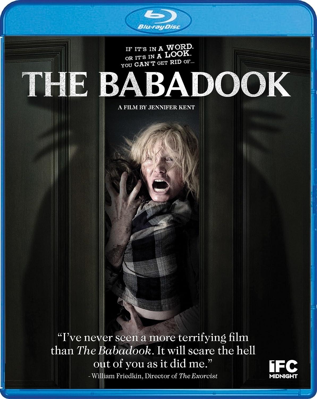 Amazon The Babadook Blu Ray Essie Davis Noah Wiseman Jennifer Kent Movies TV