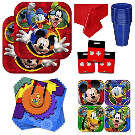 Amazon Mickey Mouse Clubhouse Party Supply Bundle