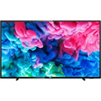 Philips TV Led Ultraplano 50Pus6503-50/126Cm 4K Uhd 3840 X 2160 - Dvb-T/T2/T2-Hd/C/S/S2 - Smart TV - WiFi - Altavoces 20W - 3Xhdmi - 2Xusb - Negro