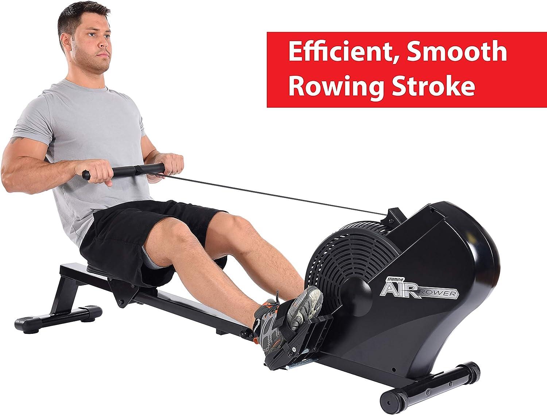 Stamina ATS Air Rower Rowing Machine