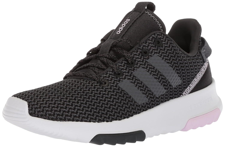 adidas Originals Women's Cf Racer Tr W Running Shoe B0714BPCLB 9 B(M) US|Carbon/Grey Five/Aero Pink