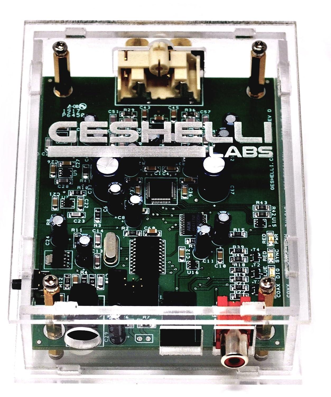 ENOG Pro DAC Geshelli Labs GSDAC7014