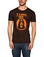 Plastic Head Frank Zappa Zappa For President Men's T-Shirt