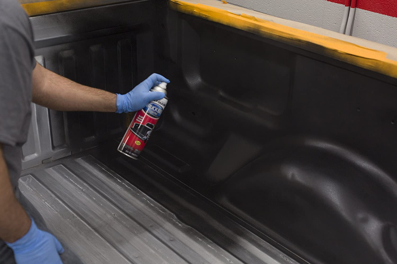 Rust-Oleum 248914 Automotive 15-Ounce Truck Bed Coating Spray ...