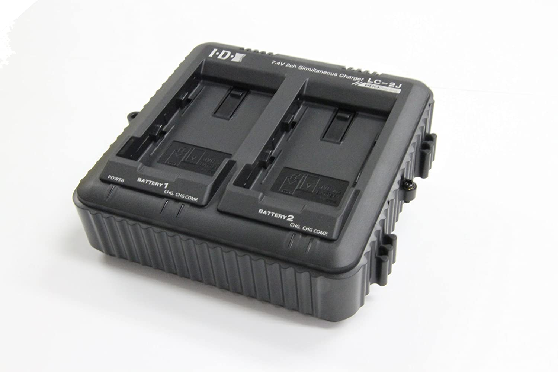 LC-2J 【7.4V 2ch同時充電器】   B00B5NIJHW