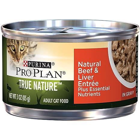 Purina Pro Plan Alimentos para gatos mojados, verdadera ...