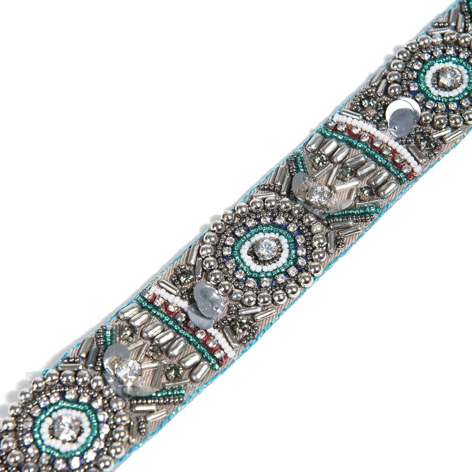Parfois - Cinturones Cinturones De Fiesta Sintectico Platead - Mujeres - Tallas  M - Plateado Multicolor  Amazon.es  Ropa y accesorios 3803ed5b9c6d