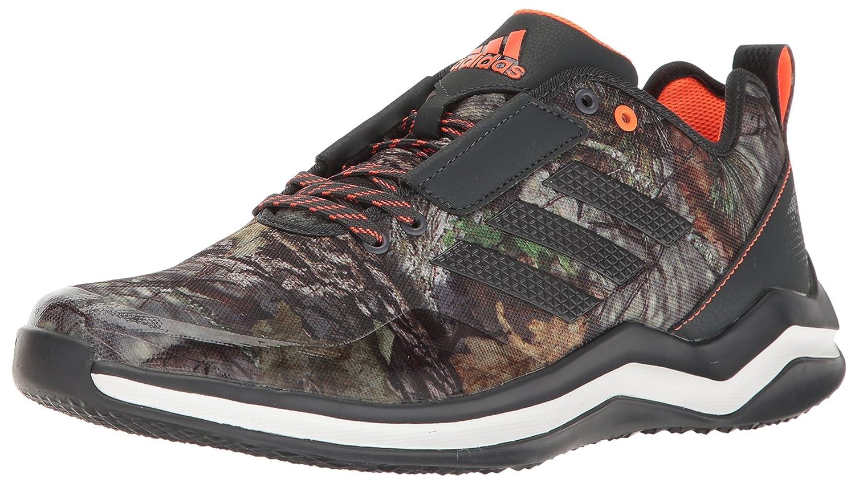 adidas Men's Freak X Carbon Mid Cross Trainer B01MT1B1W2 14 D(M) US|Dark Grey/Dark Grey/White
