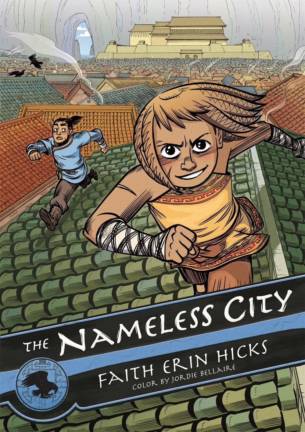 Image result for the nameless city