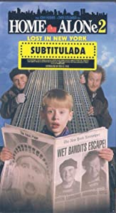 Home Alone/Home Alone 2 [VHS]