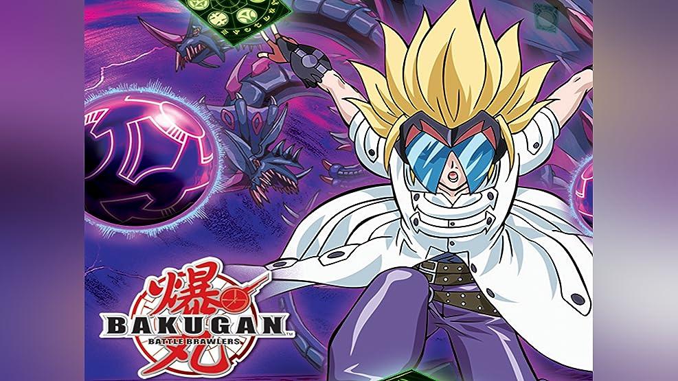 Bakugan Season 3