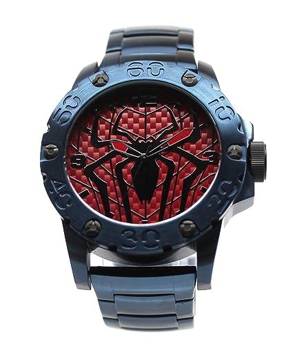 The Amazing Spider-Man 2 – Edición Limitada Exclusiva Reloj (Spiderman spm2254)