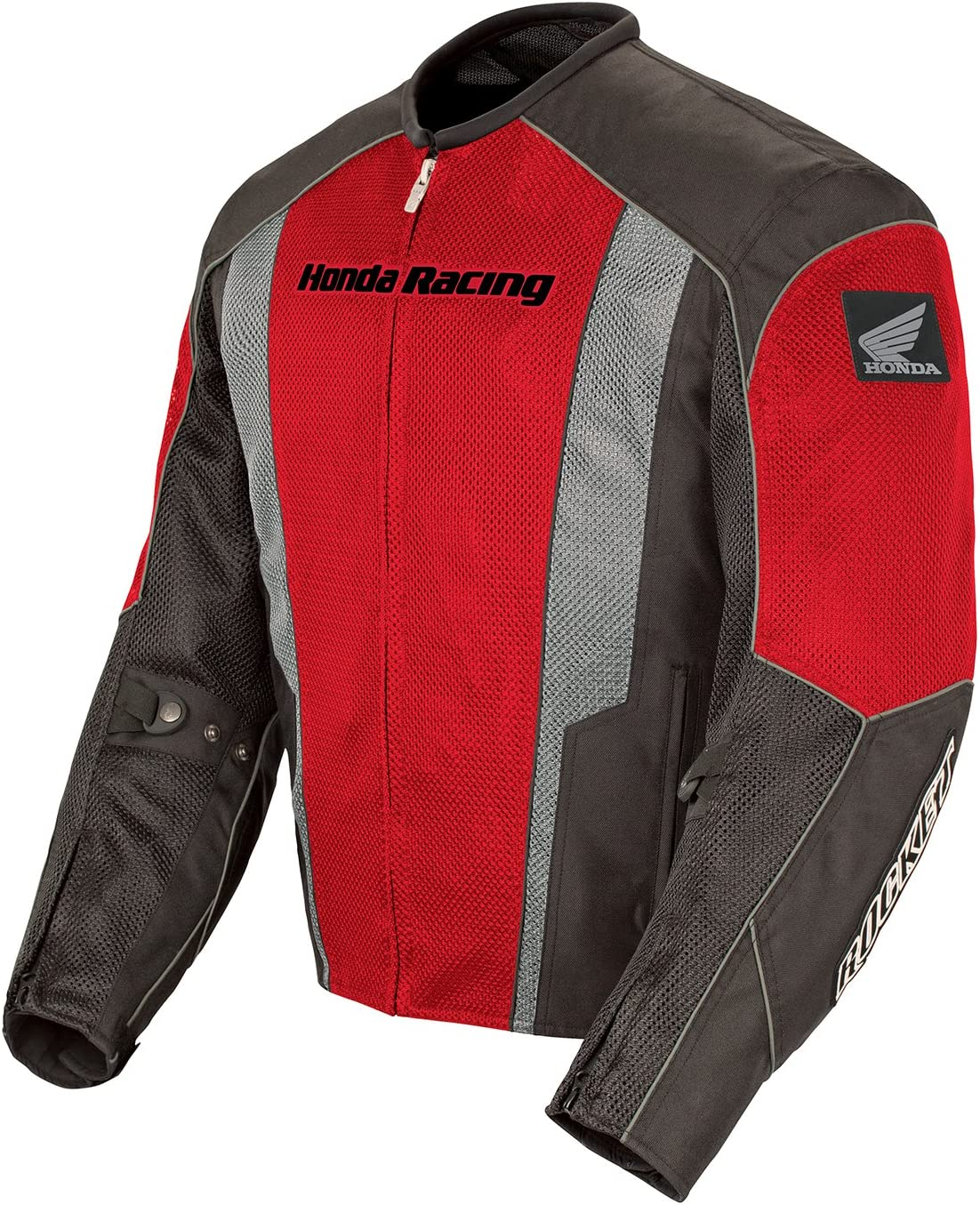 HONDA CBR MOTORCYCLE LEATHER RACING JACKET FULL BODY PROTECTION CE APPROVED