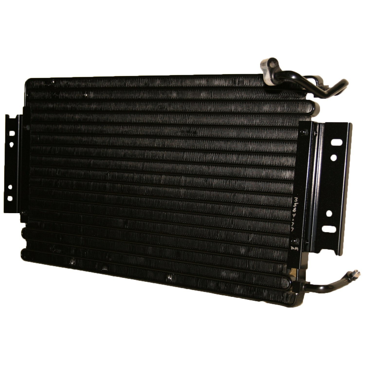 TCW Quality A//C Condenser 44-4787 with Perfect Vehicle Fitment
