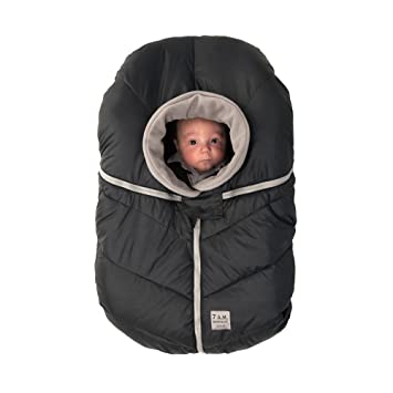 7AM Enfant Car Seat Cocoon Wind And Water Resistant Versatile On The