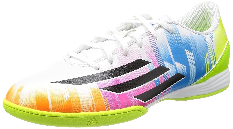 Adidas Kinder Hallenfußballschuhe F10 IN blau 29 Schuhe on