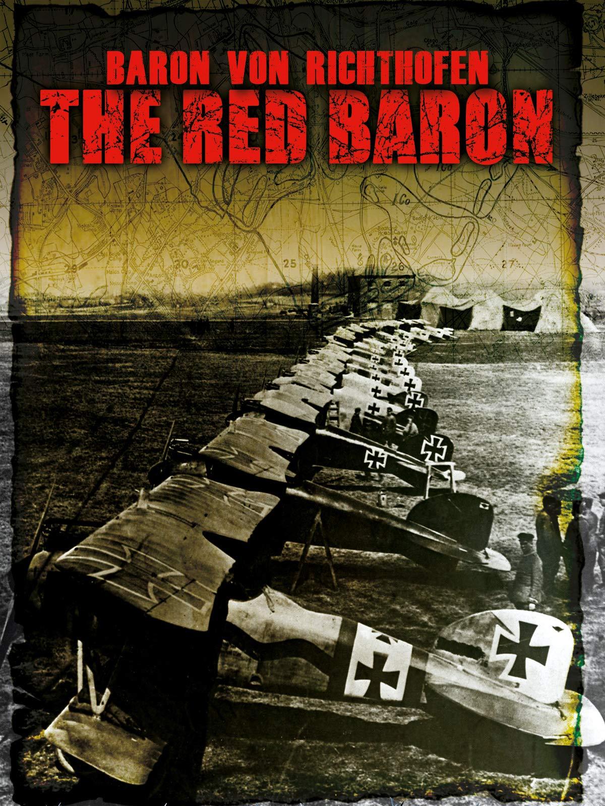 Baron Von Richthofen: The Red Baron on Amazon Prime Video UK