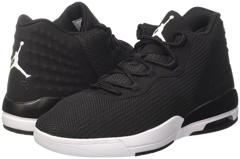new arrival 814f4 7734b Nike Jordan (Black White Black) Academy, 5714 Zapatillas de Baloncesto  Baloncesto para Hombre Negro (Black White Black) 4ac294b - alemdavoz.online