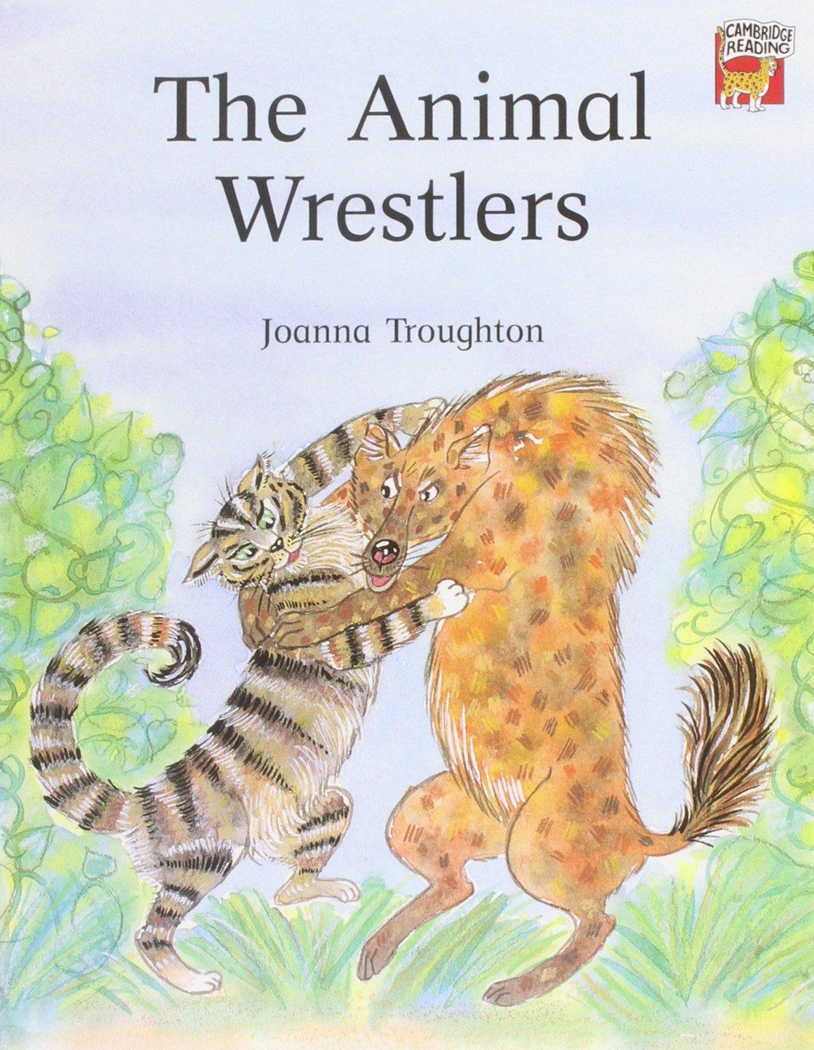 Animal tails (Animal readers Book 5)
