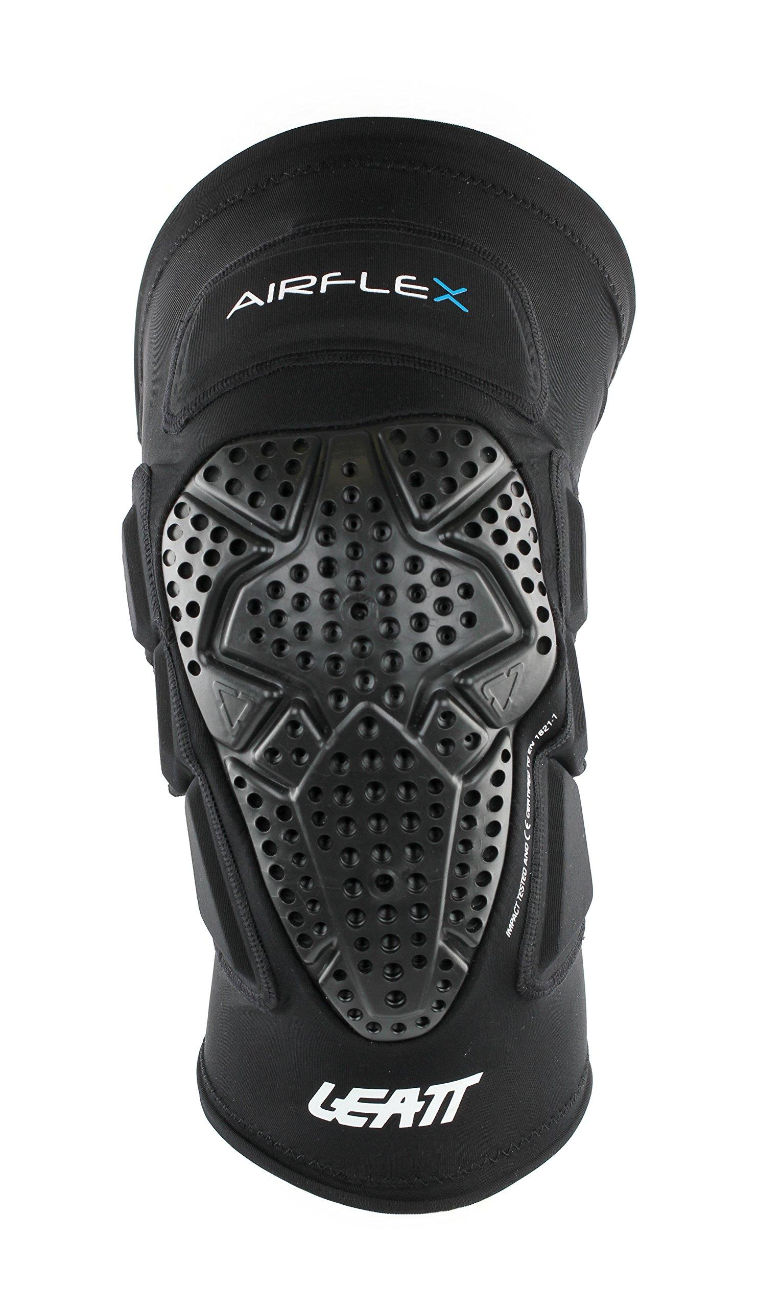 Leatt AirFlex Pro Knee Guard (Black, XX-Large) by Leatt Brace