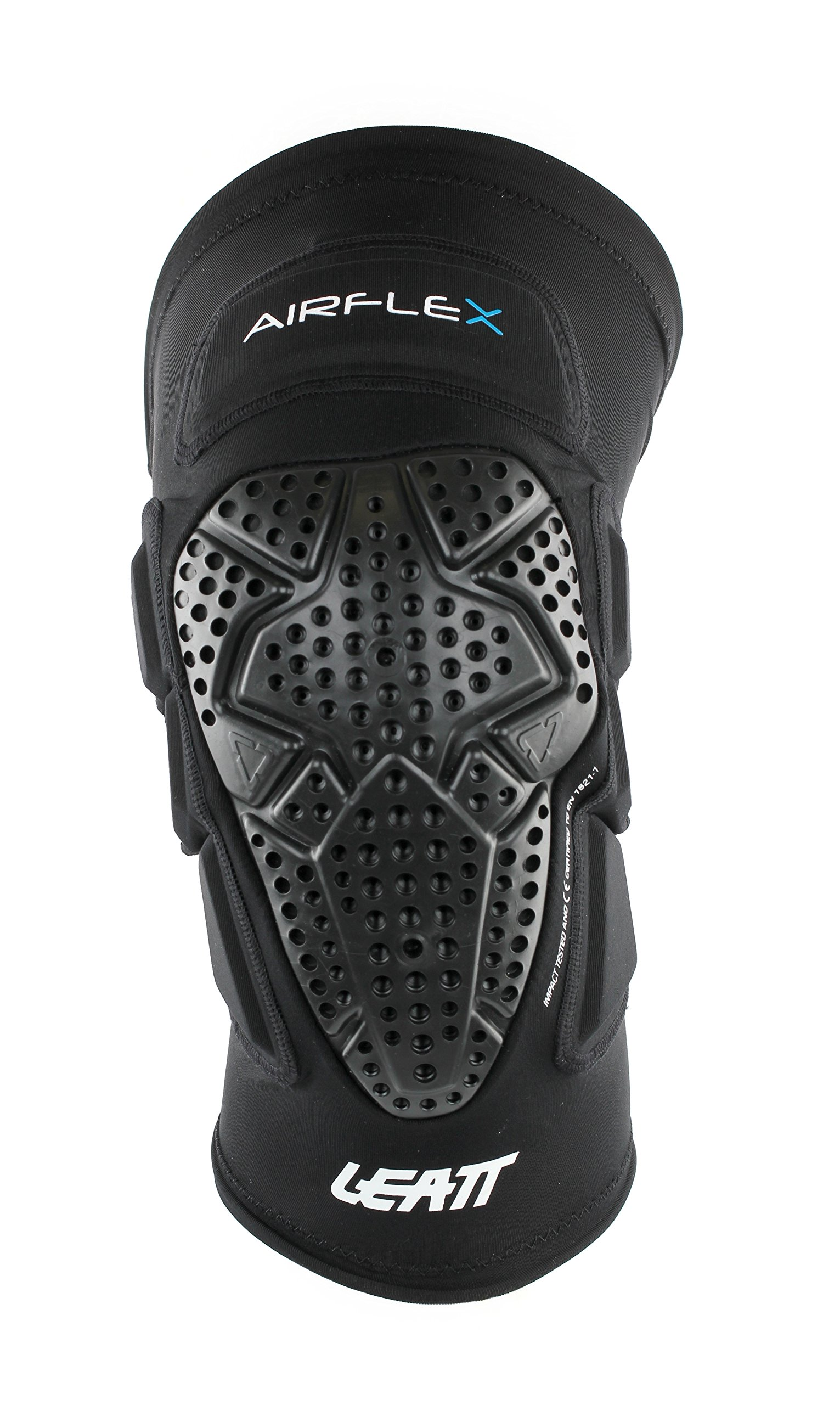 Leatt AirFlex Pro Knee Guard (Black, X-Large) by Leatt Brace