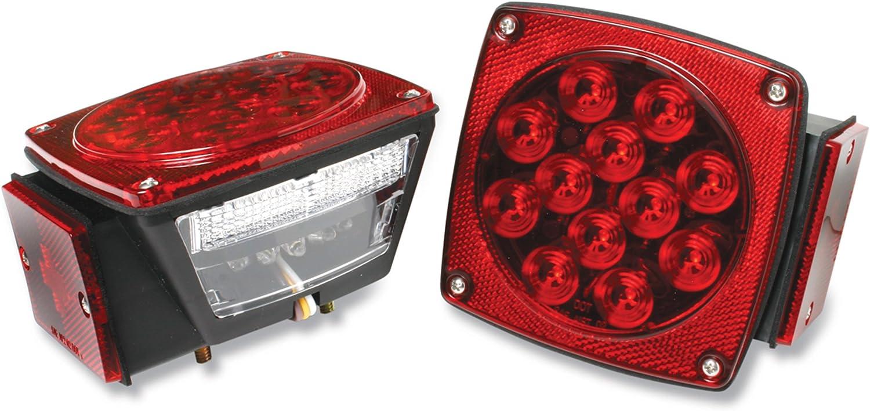 LED Submersible boat trailer lights