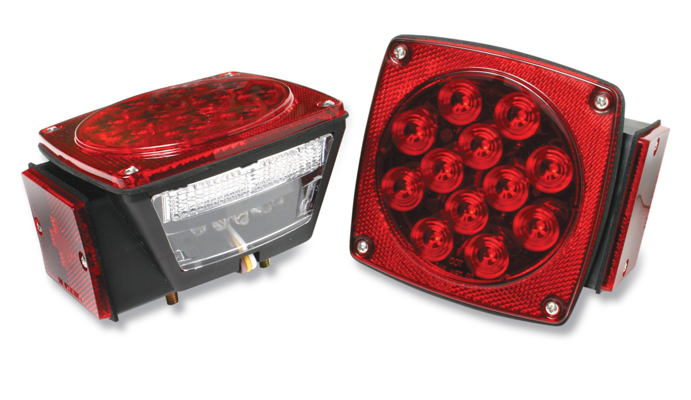 LED Submersible boat trailer lights by Custer Products