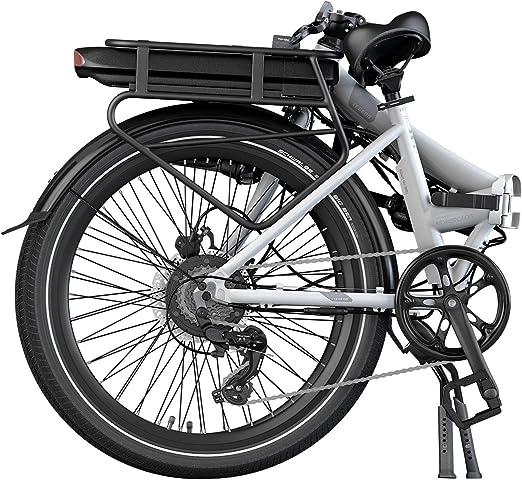 Legend Siena Bicicleta Eléctrica Plegable Urbana Smart eBike ...
