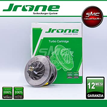 1000 - 050 - 127 coreassy Original JRONE turbocompressore turbina Garret: Amazon.es: Coche y moto