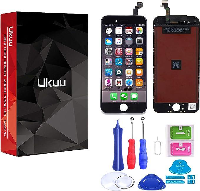 150 opinioni per ukuu Schermo per iPhone 6 (4.7'') Touch Screen LCD Completo Assemblato Display