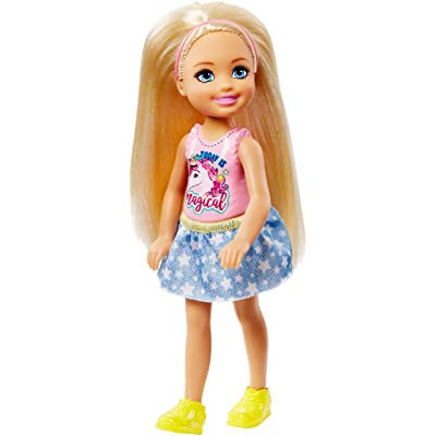 Barbie Club Chelsea Unicorn Doll: Toys & Games