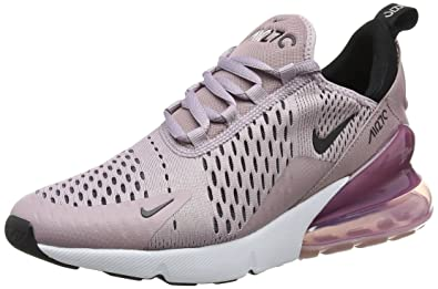 NIKE Boys Air Max 270 (gs) Gymnastics Shoes, Pink (Elemental Rose