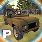 Army Jeep Parking Simulator Special Force Vehicle Drive Test