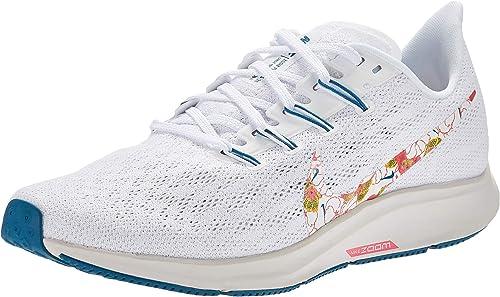 Nike W Air Zoom Pegasus 36 FLR, Zapatillas de Atletismo para Mujer ...