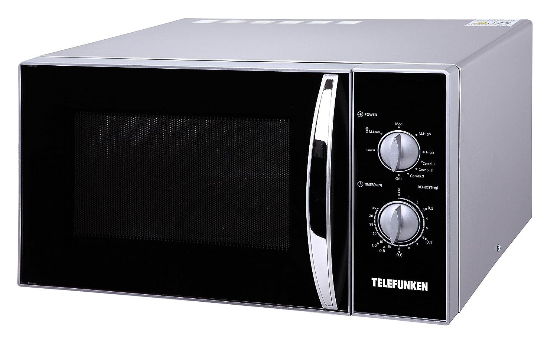 Telefunken M01627 Forno Microonde, 800 watts