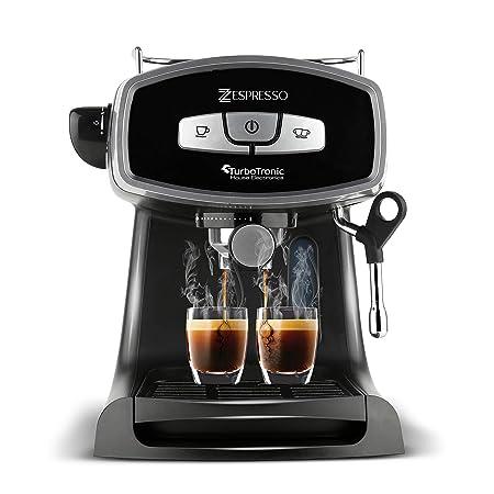 19 bar portafiltros Máquina para café & Café expreso, espumador de ...