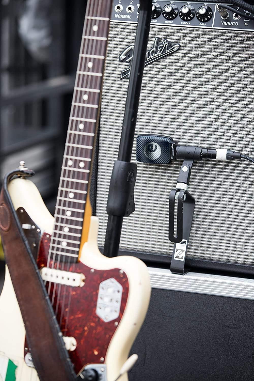 Sennheiser e906 Supercardioid Dynamic Mic for Guitar Amps: Musical Instruments