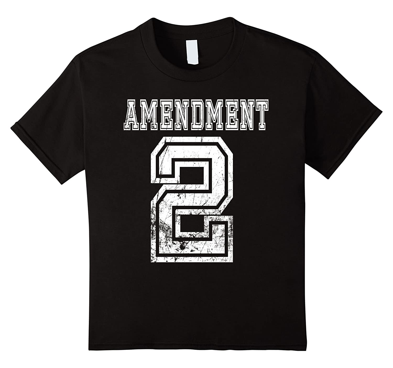 Amendment Gun Rights Shirt Pro Gun-Xalozy