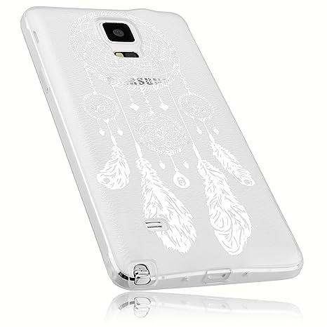 Mumbi 13322 Carcasa para Samsung Galaxy Note 4 en ...