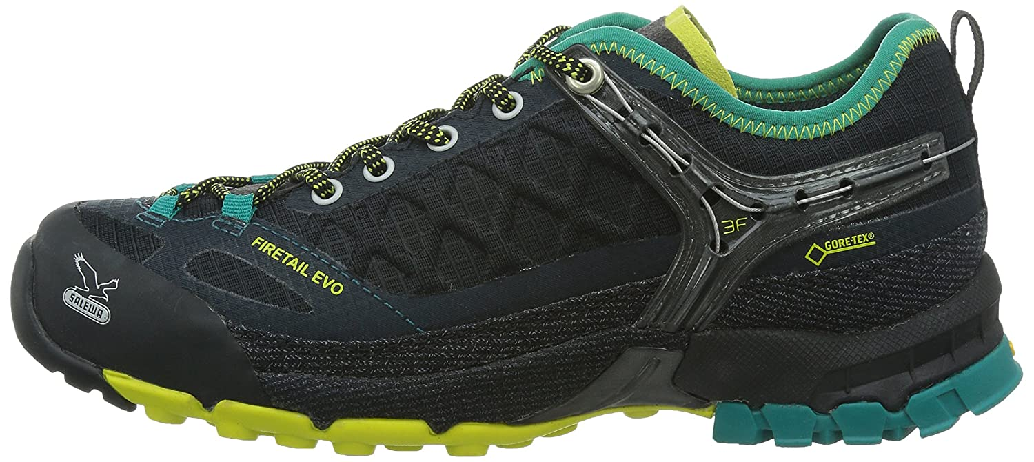 Amazon.com : Salewa - SALEWA - Chaussures Rando Femme - WS Firetail Evo GTX Noir 15 - tailles: 36.5 : Sports & Outdoors