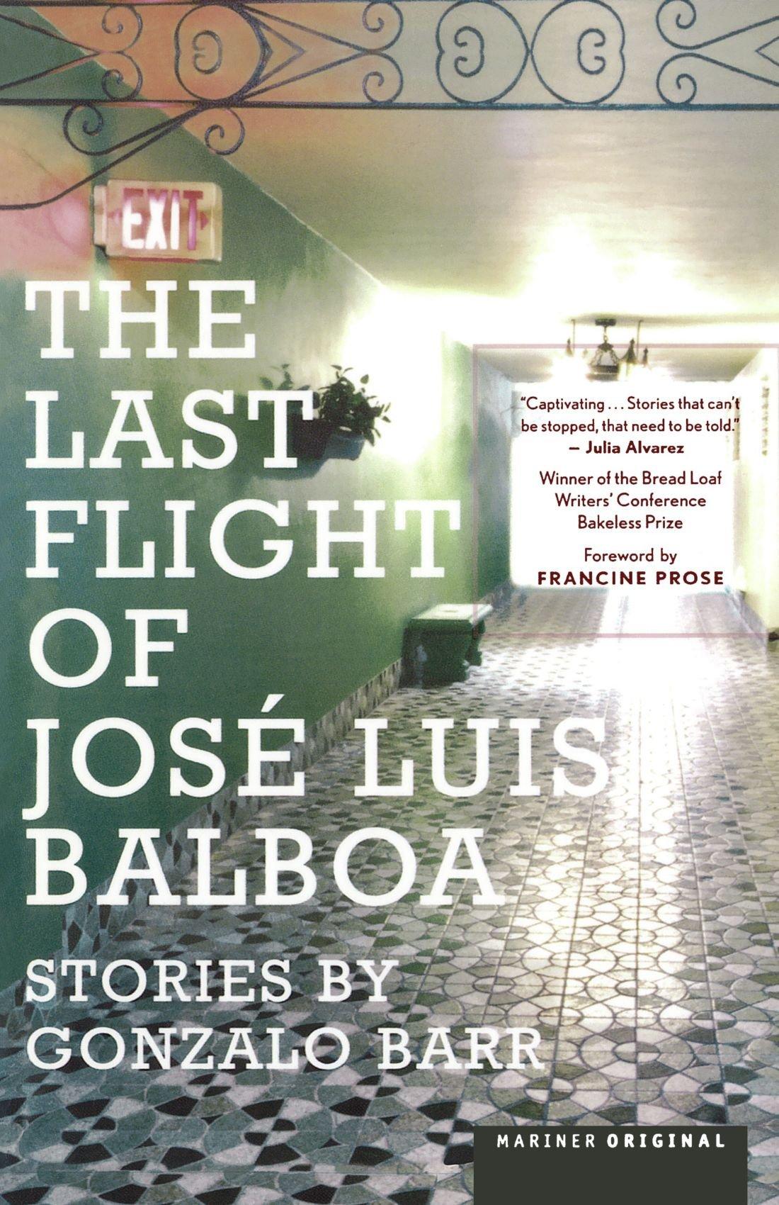 Download The Last Flight of Jose Luis Balboa PDF