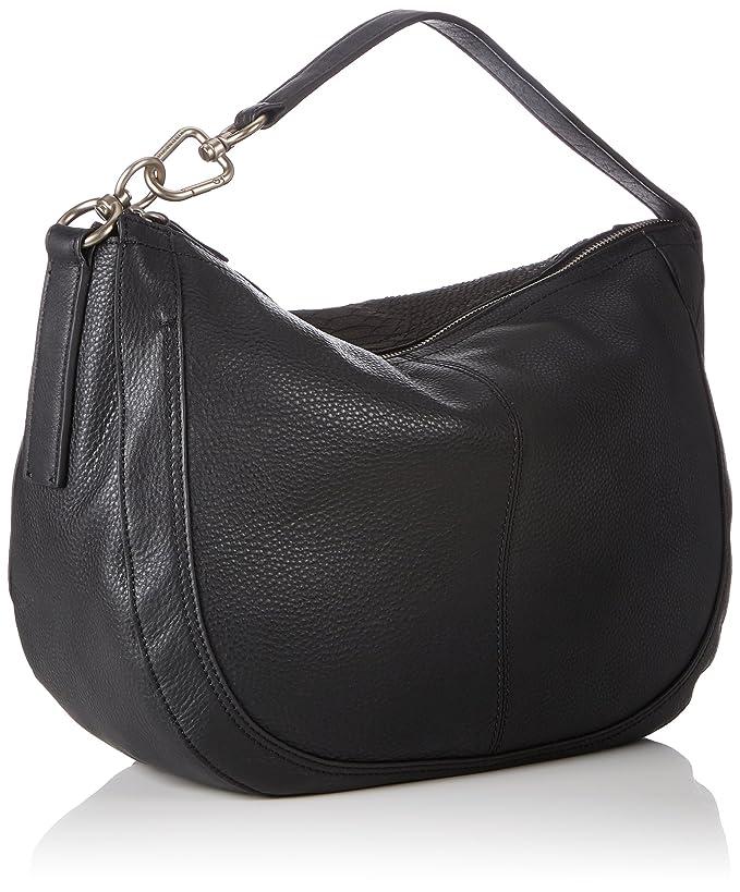 Amazon.com  Liebeskind Berlin Women s Troyes Lasercut Leather Snakeskin  Hobo b070038f7cefb