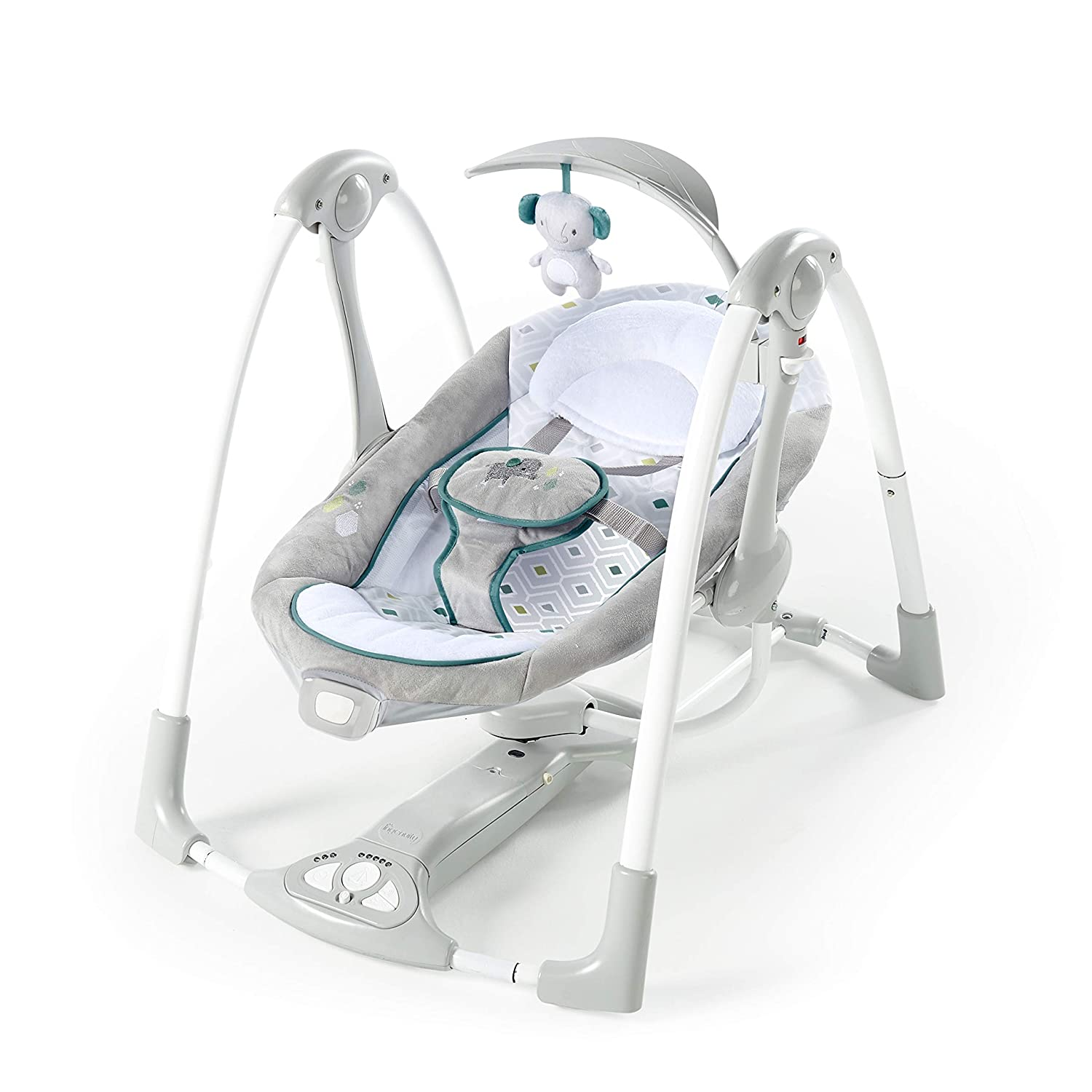 best affordable portable baby swing