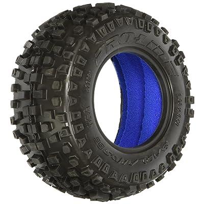 Proline PRO1182-01 Badlands SC 2.2/3.0 M2 Tires, Front/Rear, Medium: Toys & Games