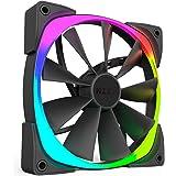 NZXT Aer RGB Computer case Fan - Computer Cooling Components (Computer case, Fan, 14 cm, 500 RPM, 1500 RPM, 22 dB)