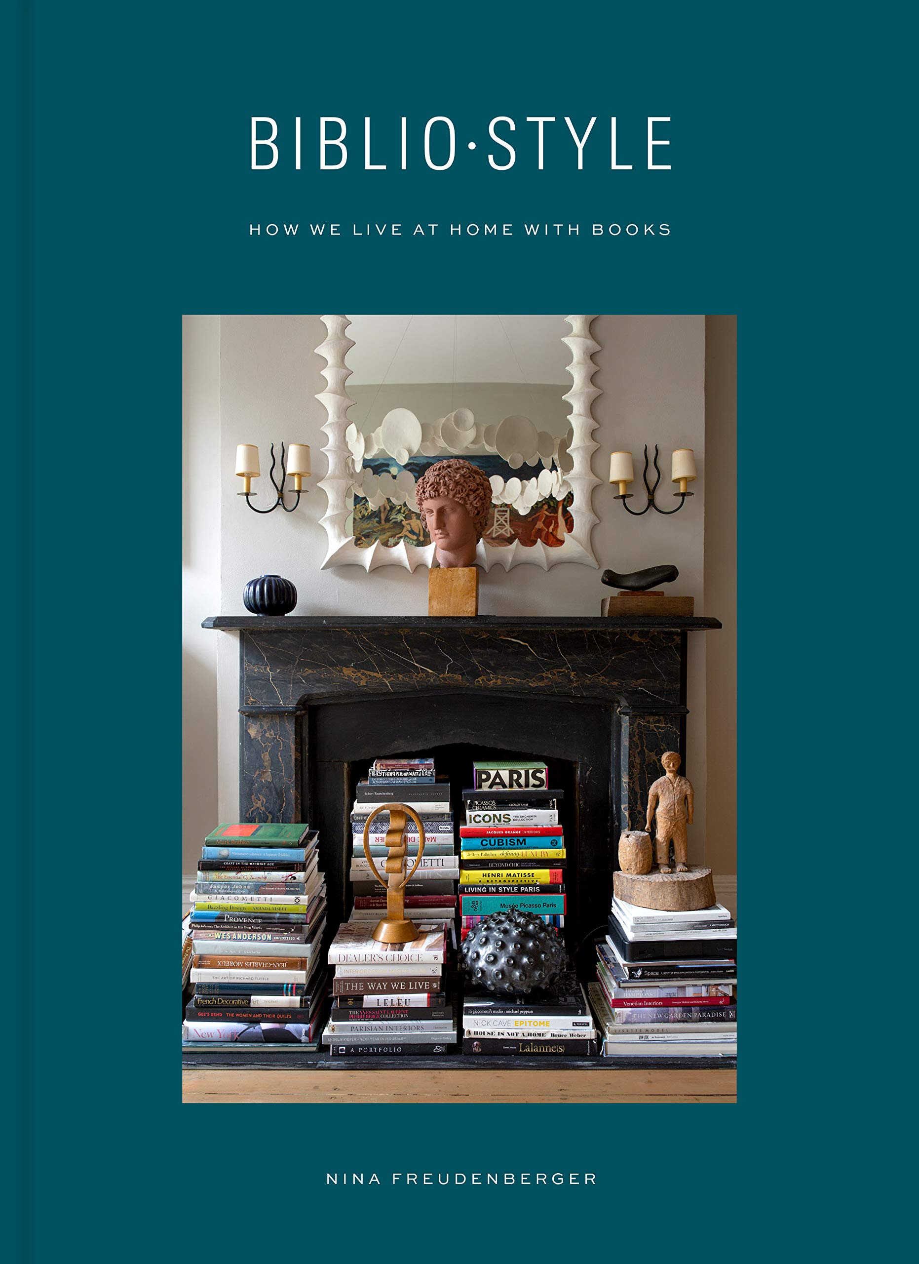 Bibliostyle How We Live At Home With Books Nina