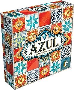 Plan B Games Azul Board Game Board Games, Multi-Colored, Full Pack