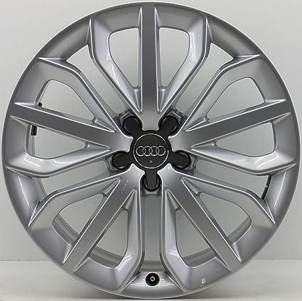 1 Original Audi A6 4 G S6 C7 4 g0601025p aluminio Llantas 7,5 x 19et33 nuevo 28666: Amazon.es: Coche y moto