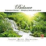 CD Balance: Música relajante spa con sonidos de la naturaleza