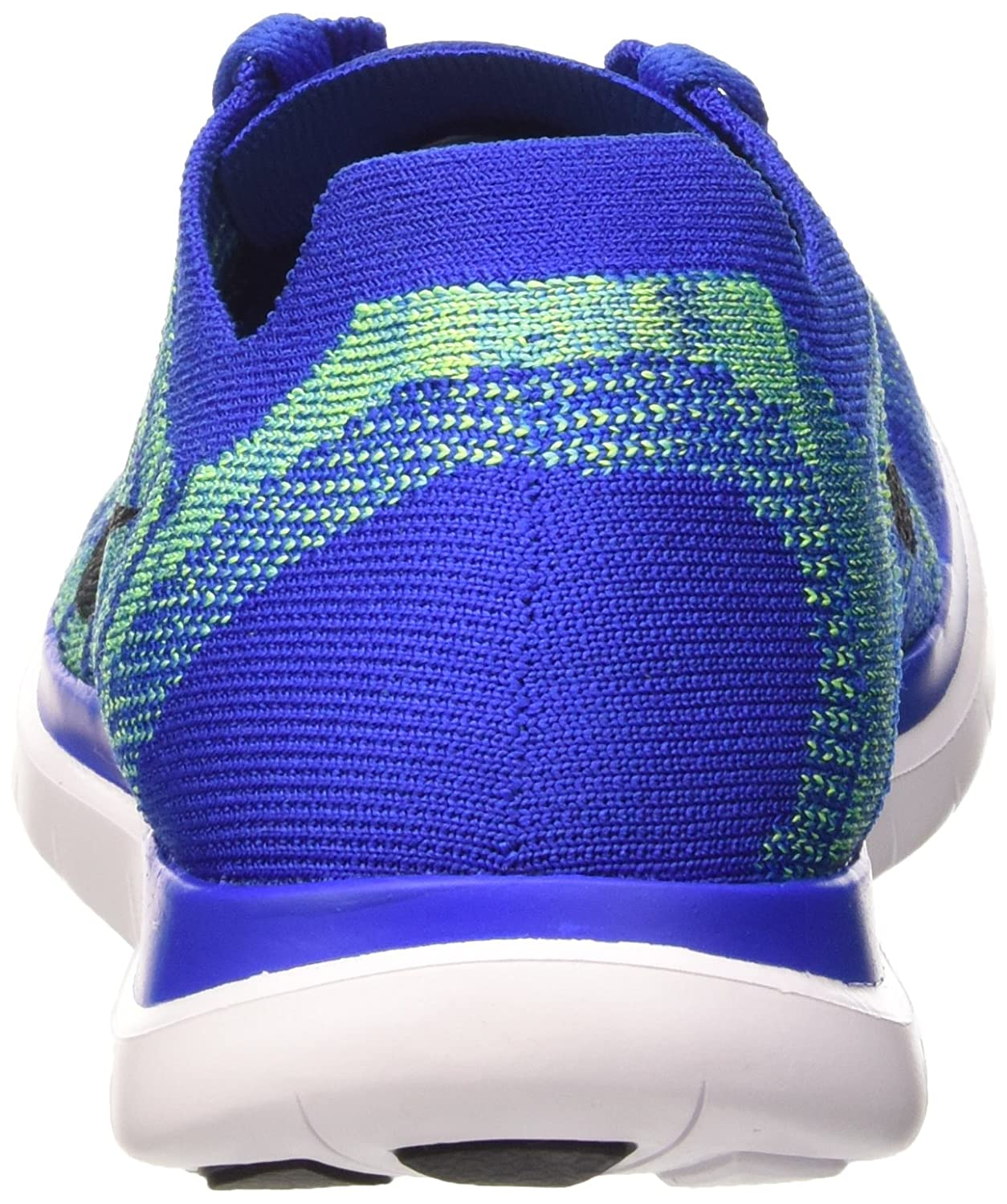 a0f8f176dd5ed ... buy amazon nike mens free 4.0 flyknit running shoes game royal photo  blue hyper jade black